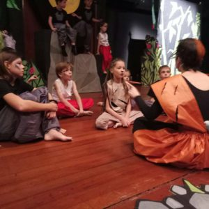 5 Steps Academy - The Jungle Book