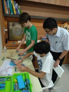 5 Steps Academy - Science