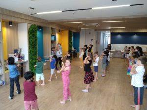 5 Steps Academy - Gymnastics
