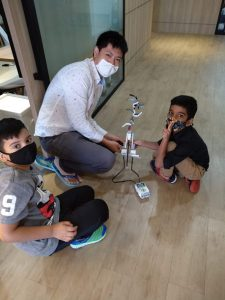 5 Steps Academy - Robotics